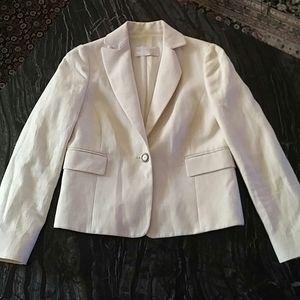 VALENTINO - cream jacket
